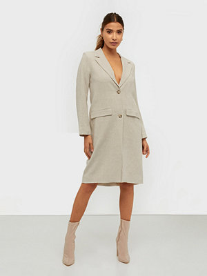 NLY Trend Long Line Linen Coat
