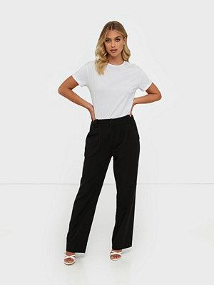 Vero Moda svarta byxor Vmanastasia Long Trousers FD19