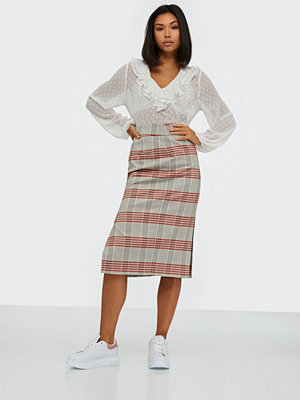 Selected Femme Slfzoe Hw Midi Pencil Skirt B
