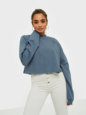 NLY Trend Cropped Raglan Sweat