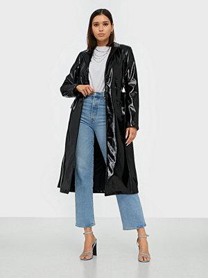 Gina Tricot Saga PU Coat