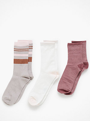 Becksöndergaard 3-Pack Mixed Socks