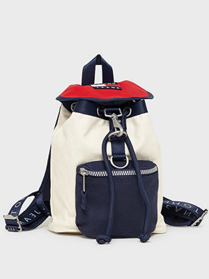 Tommy Jeans ryggsäck Tjw Heritage Sm Backpack Canvas