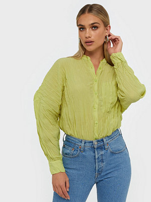 NLY Trend Oversize Wrinkle Shirt