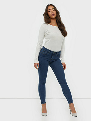 Vero Moda Vmhot Seven Mr Slim Ankle Zip Pants
