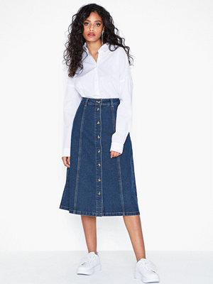 Object Collectors Item Objsinya Hw Denim Skirt Oxi 107
