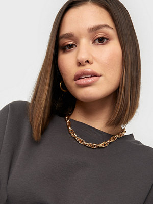 NLY Accessories halsband Vintage Vibe Chain Necklace