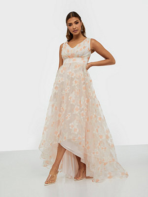 Dolly & Delicious V Neck Flower Maxi Dress