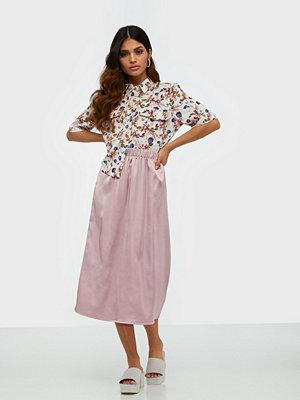 Y.a.s Yasmarina Hw Midi Skirt - Ft