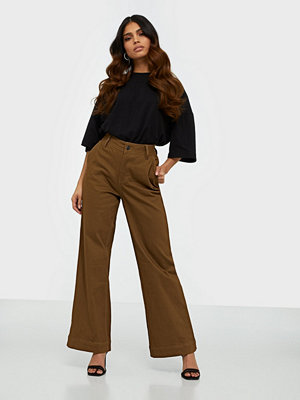 co'couture bruna byxor Lucienne Flare Pant
