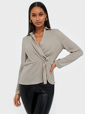 NLY Trend Structure Knot Shirt