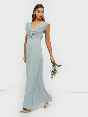 NLY Eve Daydreaming Flounce Gown