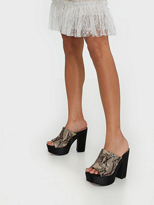Pumps & klackskor - NLY Shoes Pedestal Mule