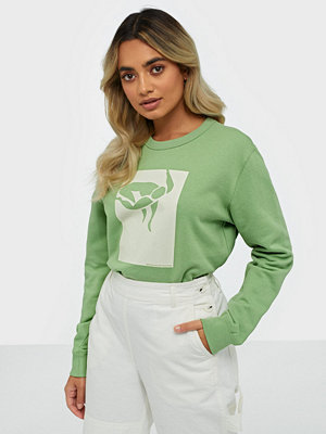 Wood Wood Rose Sweatshirt