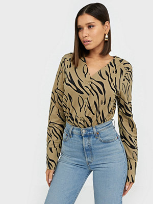 Object Collectors Item Objthelma Slim Sleeve Top 107 Div