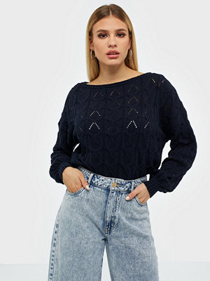 Only Onlfbrynn L/S Structure Pullover Cc