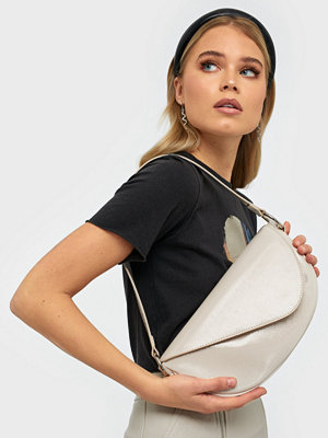 NLY Accessories vit axelväska Shape Of You Bag