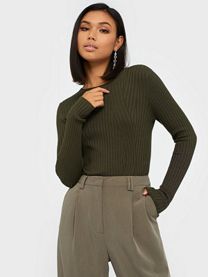 Only Onlnatalia L/S Rib Pullover Knt Noo