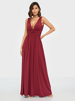 NLY Eve Deep V Front Gown