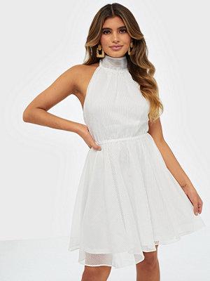 Rare London Organza Halter Dress