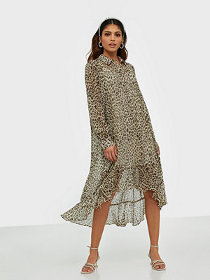River Island Chiffon Shirt Dress