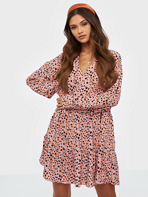 Glamorous Mini Flounce Dress