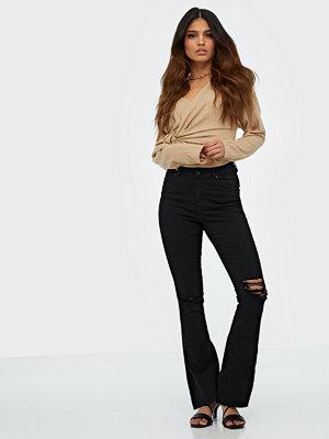 Gina Tricot Natasha Goes Destroy Jeans