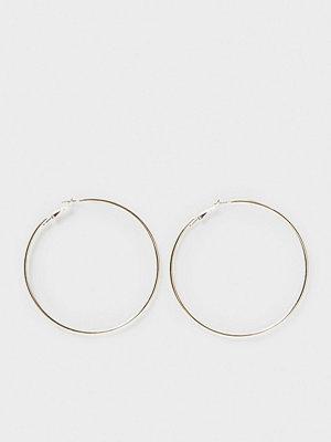 River Island örhängen Metal Earrings Round