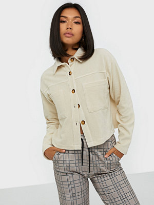 NLY Trend Cord Pocket Shirt