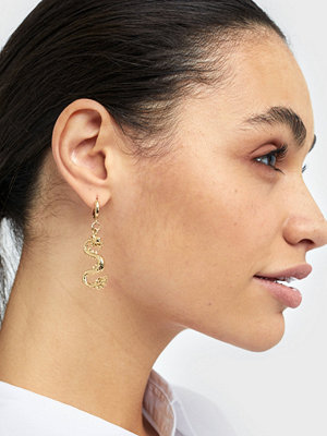 NLY Accessories örhängen Dragon Earrings