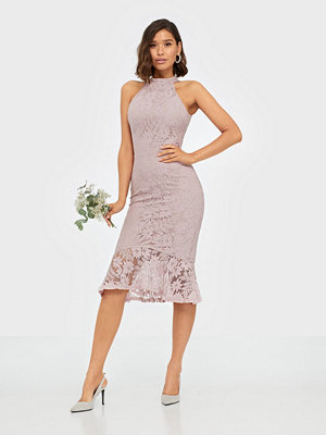 NLY Trend Fab Lace Midi Dress
