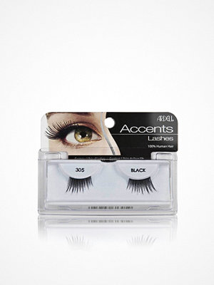 Makeup - Ardell Fashion Lashes Half 305 Svart