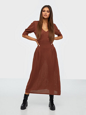 Y.a.s Yaschetta Ss Knit Dress Ft
