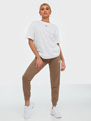 NA KD Trend Byxor I Skinnimitation brun bruna Byxor online