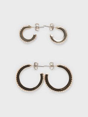 Pieces smycke Pcnuma 2-Pack Earrings