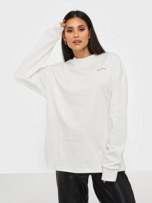 Nicki Studios Logo Cotton Long Sleeve