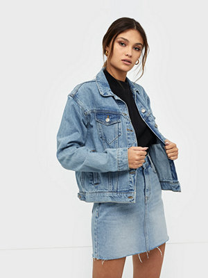 Jeansjackor - Dr. Denim Alva Trucker Jacket