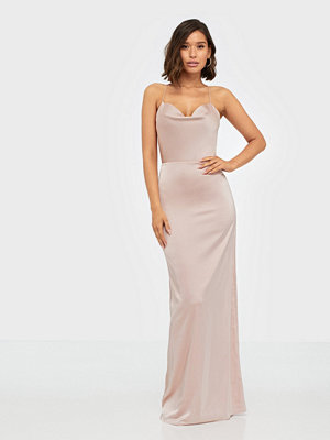 NLY Eve Waterfall Mermaid Gown