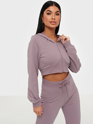 Jumpsuits & playsuits - NLY Trend Flirty Hoodie Set