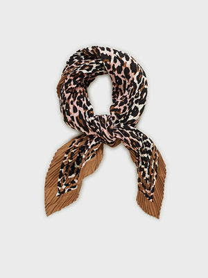 Pieces Pcnaima Plissé Square Scarf