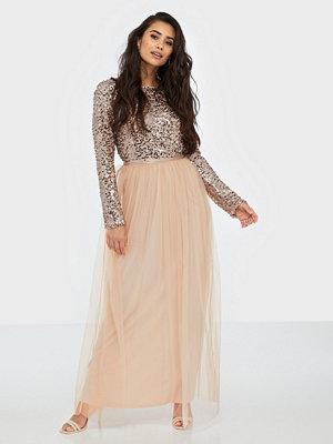 Vila Visparrow L/S Maxi Dress/1
