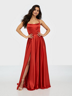 Forever Unique Garnet Dress