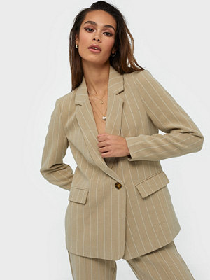 Only Onqvilma L/S Pinstripe Blazer Tlr