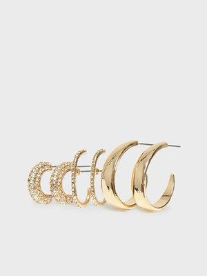 River Island örhängen Stud & Hoop Earrings