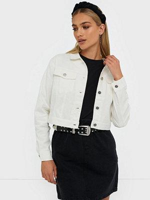 Jeansjackor - NLY Trend Cropped Trucker Jacket
