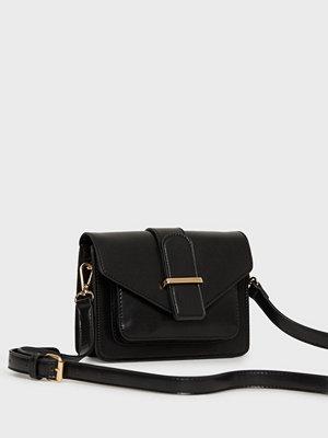 Only svart axelväska Onlria Crossover Bag