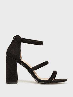 Glamorous Glamorous Strap Heels