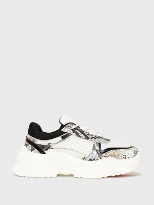 Glamorous Glamorous Snake Sneakers