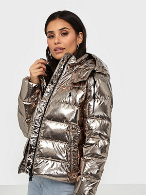 Polo Ralph Lauren Metallic Down Jacket
