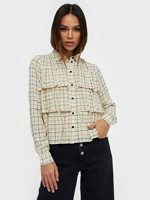 Vero Moda Vmirene Ls Shirt Wvn Ki
